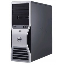 WORKSTATION: DELL Precision-490